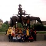 Габрово 2002 г. - Конкурс за детската песен