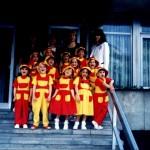 Габрово 2003 г. - Конкурс за детската песен