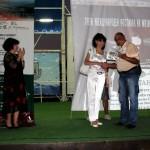 Награда на Галина Иванова от Велинград - Николай Гяуров